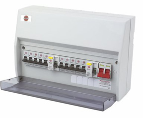 fuseboard how to change consumer units (cu) aka \