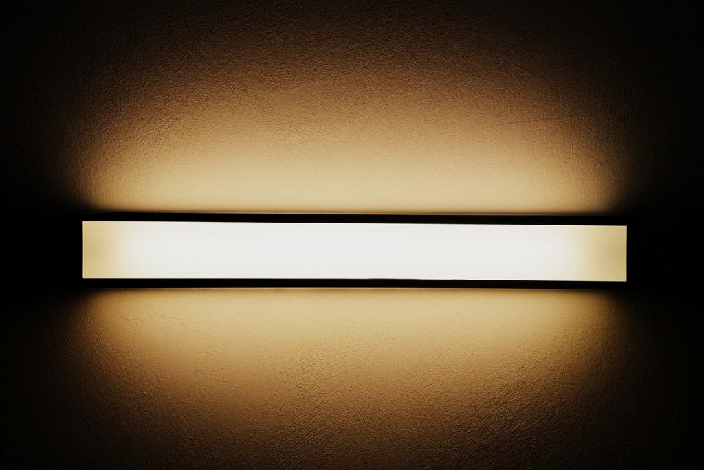 Emergency lighting supplied by London Electricians