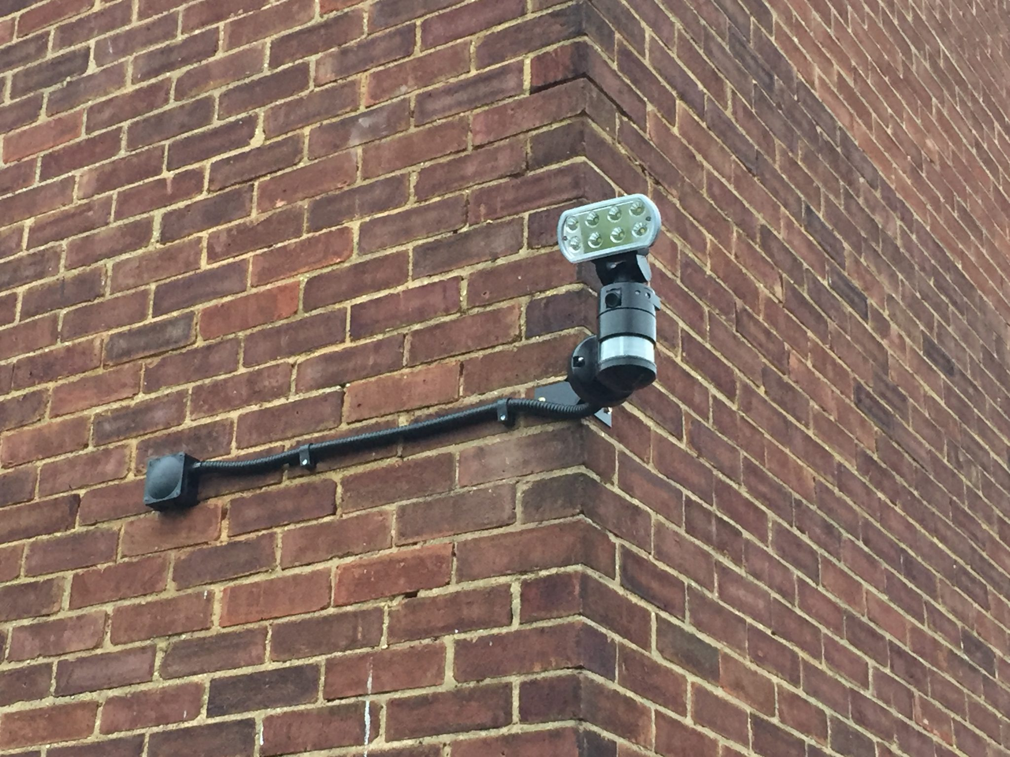 High security in London – CCTV made simple