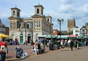 A picture of Kingston Upon Thames, one of the London areas that benefits from the high quality electrical services of London Electricians