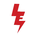 A picture of the London Electricians logo without any wording