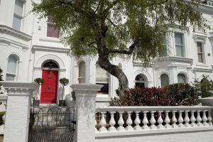 An image of a residential property in Chelsea, London