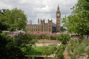 An image of Big Ben in Westminster, one of the areas serviced by London Electricians