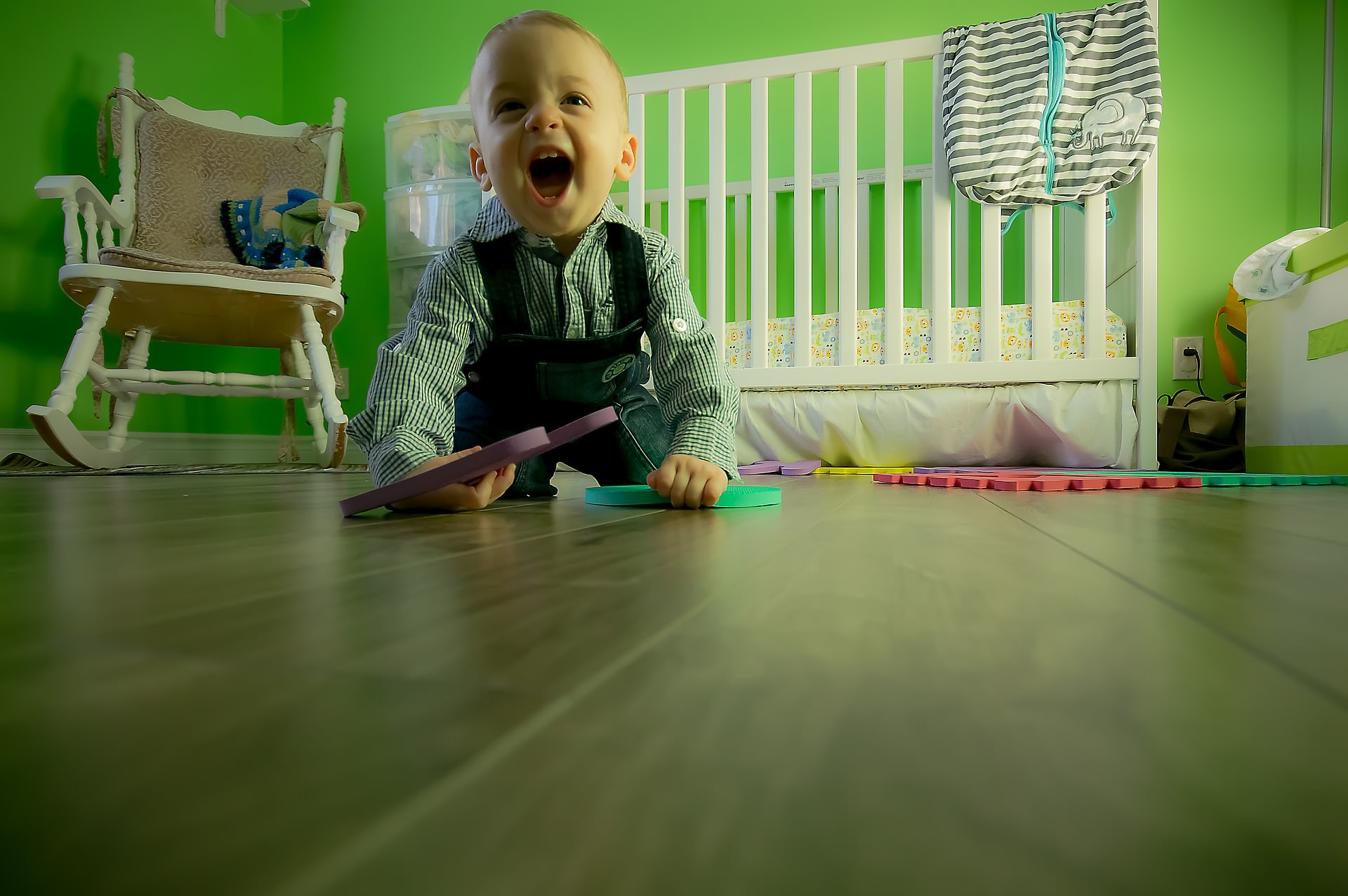 Baby Proofing Your Home against the Risk of Electric Shocks