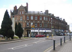 A picture of Barnet, an area in which London Electricians emergency electricians operate in
